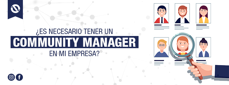 Community Manager - Social Media