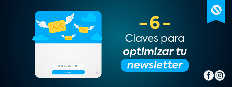 6 claves para optimizar tu newsletter