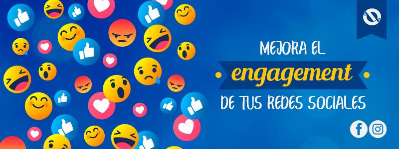 Mejorar el engagement en tus redes sociales